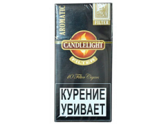 Сигариллы Candlelight Filter Aromatic 10 (шт.)
