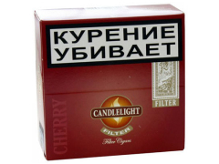 Сигариллы Candlelight Filter Cherry 50 (шт.)