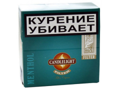 Сигариллы Candlelight Filter Menthol 50 (шт.)