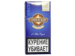 Сигариллы Candlelight Filter Sumatra 10 (шт.)