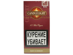 Сигариллы Candlelight Mini Cherry 10 (шт.)