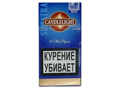 Сигариллы Candlelight Mini Sumatra 10 (шт.)