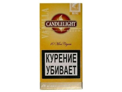 Сигариллы Candlelight Mini Vanilla 10 (шт.)