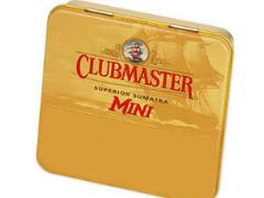 Сигариллы Clubmaster Mini Sumatra 10 шт.