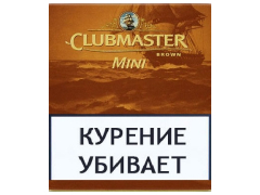 Сигариллы Clubmaster Mini Superior Brown 10 шт.