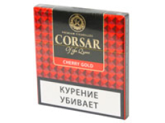 Сигариллы Corsar Mini of the Queen Cherry Gold