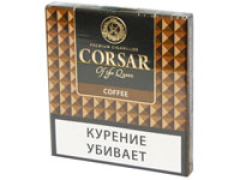 Сигариллы Corsar Mini of the Queen Coffee