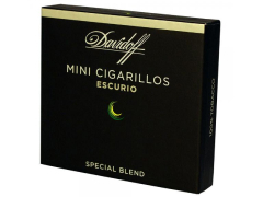 Сигариллы Davidoff Mini Escurio 20