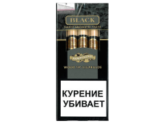 Сигариллы Handelsgold Black Wood Tip
