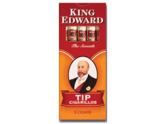 Сигариллы King Edward Tip