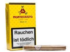 Сигариллы Montecristo Short
