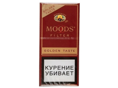Сигариллы Moods Filter Golden Taste 5