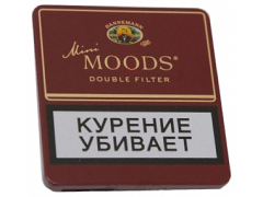 Сигариллы Moods Mini Double Filter