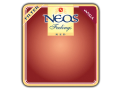 Сигариллы Neos Feelings Red (Vanilla)