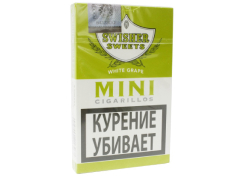 Сигариллы Swisher Sweets Mini White Grape