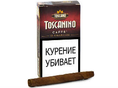 Сигариллы Toscanino Cafe