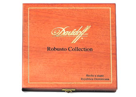 Набор сигар Davidoff Robusto Collection