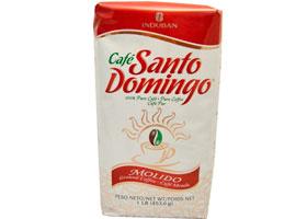 Доминиканский Кофе Молотый Santo Domingo 454 гр.