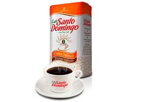 Доминиканский Кофе в зернах Santo Domingo Caracolillo 454 гр.
