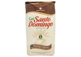 Доминиканский Кофе в Зернах Santo Domingo 454 гр.