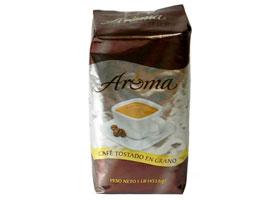 Доминиканский Кофе в Зернах Santo Domingo Aroma 454 гр.