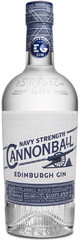 Джин Edinburgh Gin Cannonball Navy Strength, 0.7 л.