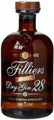 Джин Filliers, Dry Gin 28 Classic, 0.5 л