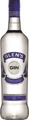 Джин Glen's Gin , 0,7л