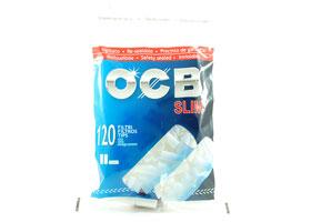 Фильтры для самокруток OCB Slim 6 мм