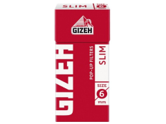 Фильтры для самокруток Gizeh Pop-up Slim