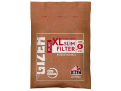 Фильтры для самокруток Gizeh Pure XL Slim Extra Long
