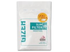 Фильтры для самокруток Gizeh Slim Mehthol