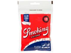 Фильтры для самокруток Smoking Slim Long