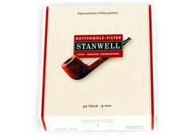 Фильтры для трубок Stanwell 40 шт