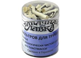 Фильтры для трубок Табачная Лавка угольные 100 шт