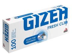 Гильзы для самокруток Gizeh Fresh Click 100 шт