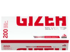 Гильзы для самокруток Gizeh Silver Tip 200 шт