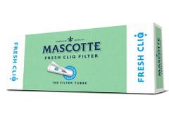 Гильзы для самокруток Mascotte Fresh Cliq