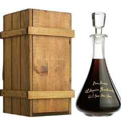 Херес Barbadillo Reliquia Pedro Ximenez Jerez DO wooden box , 0,75 л.