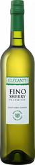 Херес Elegante Dry Fino, 0.75л