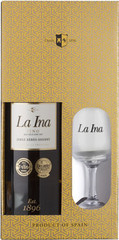 Херес Lustau La Ina Fino Sherry gift box with glass, 0,75 л.