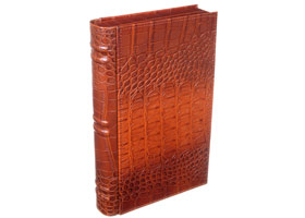 Дорожный хьюмидор Lubinski Книга на 10 сигар Q123C