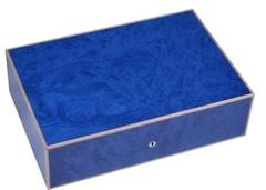 Хьюмидор Elie Bleu Madrona Bleu на 110 сигар