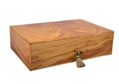 Хьюмидор Elie Bleu Olivier Wood на 110 сигар