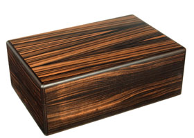 Хьюмидор Gentili на 30 сигар SVH30-Ebony-matt