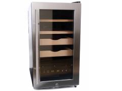 Хьюмидор-холодильник Howard Miller с электронным блоком управления влажностью на 350 сигар CH48