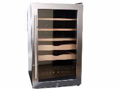 Хьюмидор-холодильник Howard Miller с электронным блоком управления влажностью на 500 сигар CH70