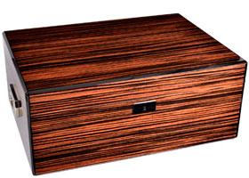 Хьюмидор Howard Miller Эбеновое дерево 120 сигар