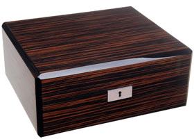 Хьюмидор Howard Miller на 40 сигар 810-026 Эбеновое Дерево