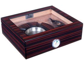 Хьюмидор Lubinski c подарочным набором на 25 сигар QB310